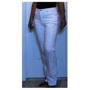 Chico White Denim Jeans